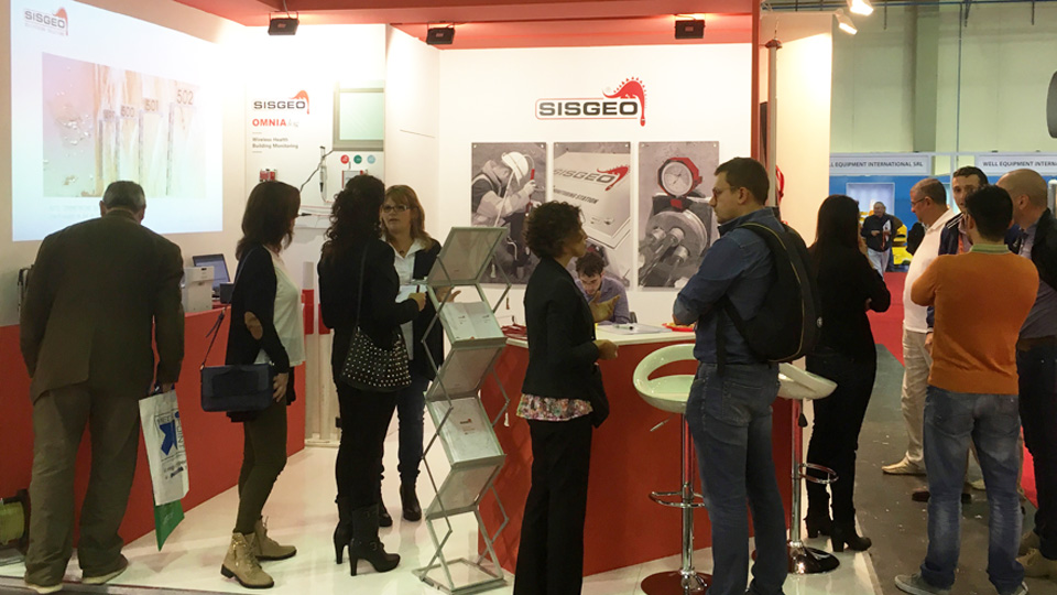 Sisgeo would like to thanks all the people that reach us last week at Geofluid in Piacenza