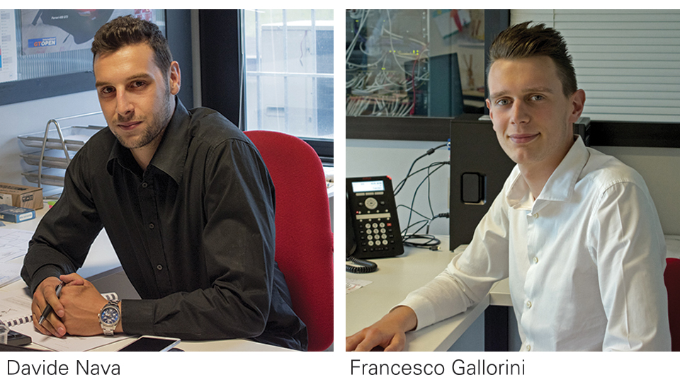 Sisgeo is growing and welcomes Davide Nava and Francesco Gallorini