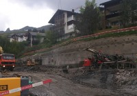 Arosa Schafisgade project - new touristic resort - Switzerland
