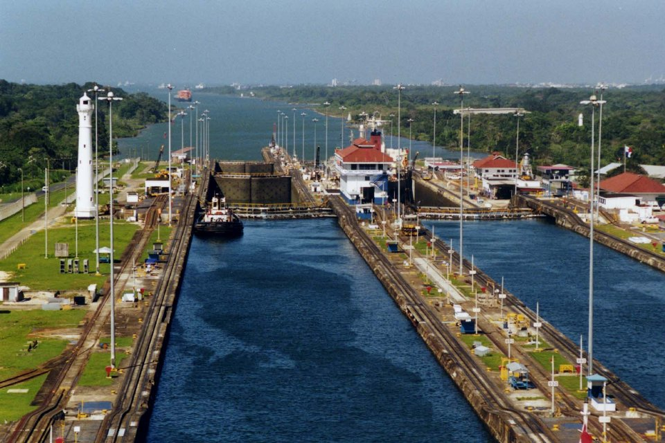 The new Panama Canal