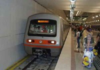 Athens Metro, Greece