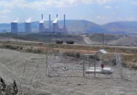 Ptolemaida coal mine waste disposal – The deepest DEX installation (150 m) - Greece