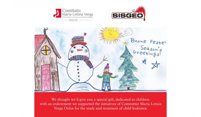 Merry Christmas and happy New Year 2018! - Sisgeo