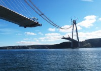 Third Bosphorus bridge