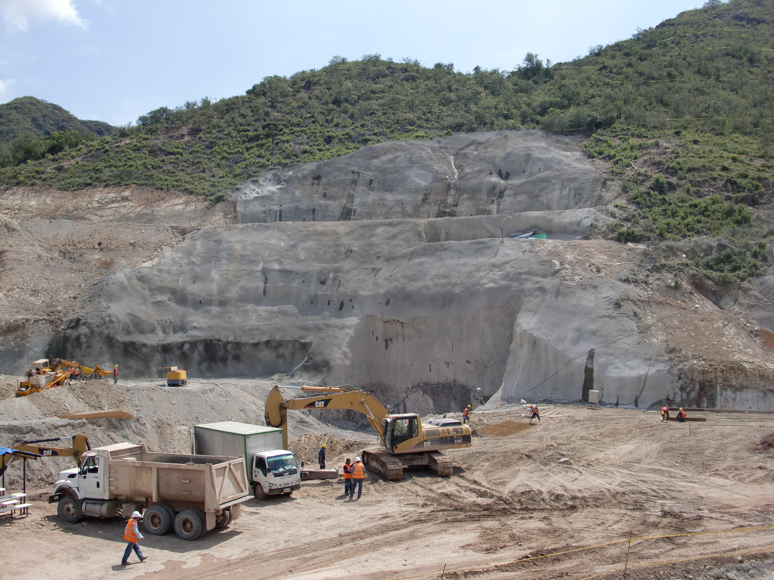 El Quimbo Hydroelectric project - Colombia