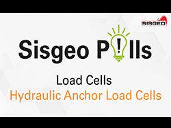 Hydraulic Anchor Load Cells - Sisgeo Pills