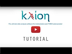 Klion software video tutorial