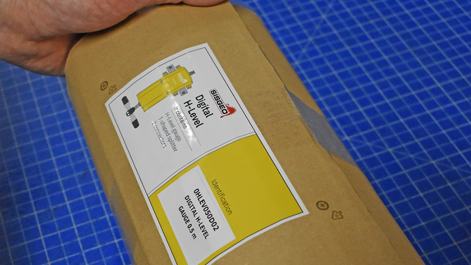 A new solution for Sisgeo instruments packaging