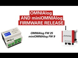 New OMNIAlog and miniOMNIAlog firmware release