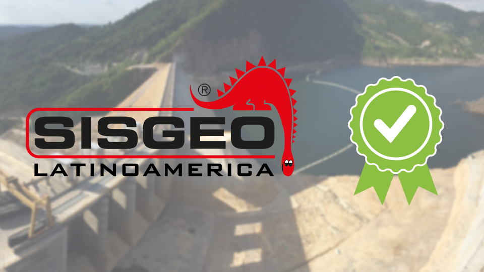 Sisgeo Latinoamerica reached new certifications