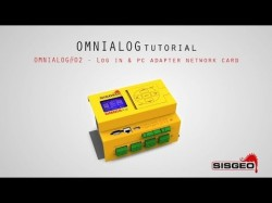 OMNIAlog#02 - Log in & PC adapter network card