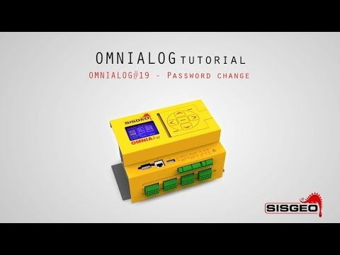 OMNIAlog#19 - Password change
