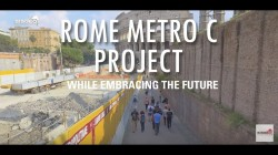 We are monitoring History - Sisgeo Rome Metro C project